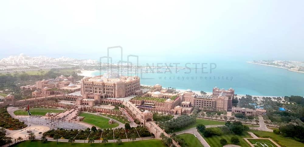 شقة في منطقة الكورنيش 1 غرف 95000 درهم - 4192051