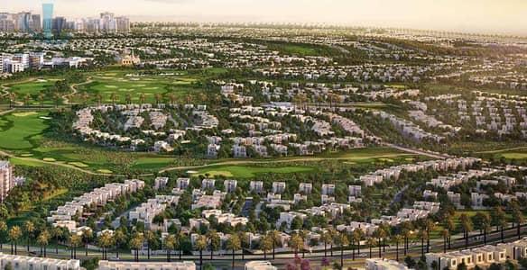 فیلا 3 غرفة نوم للبيع في دبي الجنوب، دبي - just 70K and book your dream villa