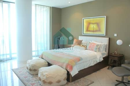 3 Bedroom Apartment for Rent in Dubai Festival City, Dubai - Luxuries 3 Bedroom With Partial Creek Facing Available Rent