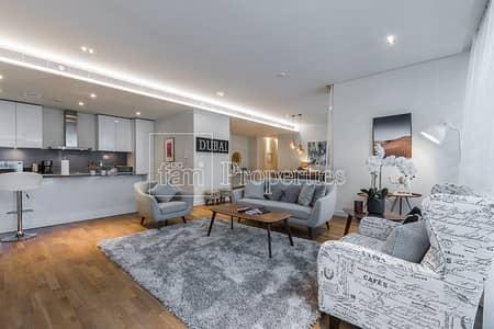 شقة 2 غرفة نوم للبيع في جميرا، دبي - Well Sized 2 Bedroom | 2 Parking Spaces