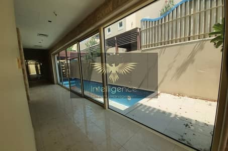 5 Bedroom Villa for Rent in Al Raha Gardens, Abu Dhabi - Luxurious Family Villa with Private Pool