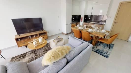 1 Bedroom Flat for Sale in Jumeirah Village Circle (JVC), Dubai - Move in to  Brand new Unique designed 1 Bed Loft