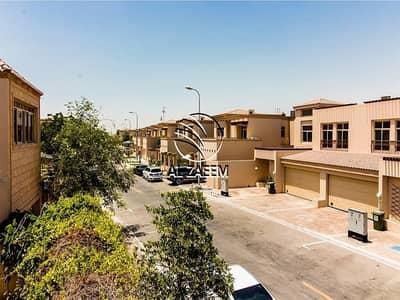 فیلا 5 غرفة نوم للايجار في حدائق الجولف في الراحة، أبوظبي - فیلا في ليلك حدائق الجولف في الراحة 5 غرف 240000 درهم - 4192770