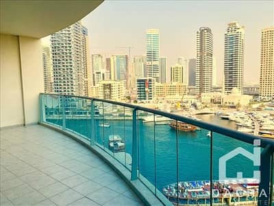 Exclusive 3600sq Apartment with full Marina View