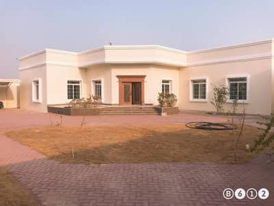 4 Bedroom Villa for Rent in Al Raqaib, Ajman - Villa for rent in Ajman area Al Raqaib ground floor central air conditioning large area