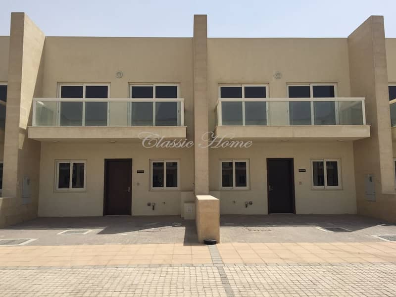 Rented! Single Row 3 B/R+Maids Room Al Warsan