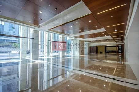 6 Months Rent Free! Semi-fitted Office Located in Burj Daman