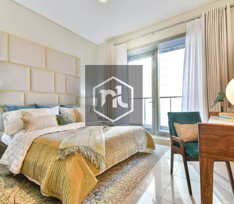 10 Premium Class 1 Bedroom with Full Marina View