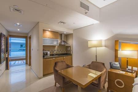 شقة فندقية  للايجار في برشا هايتس (تيكوم)، دبي - All Bills Fully Furished Studio Apartment