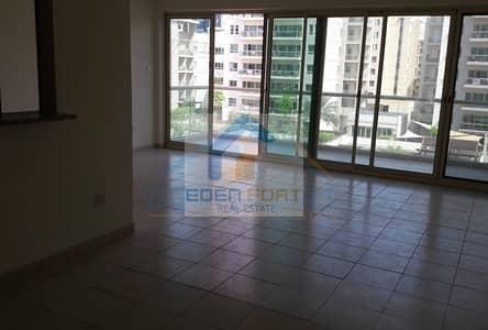 فلیٹ 2 غرفة نوم للبيع في الروضة، دبي - Pool view |Study|well maintained.