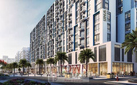 Studio for Sale in Town Square, Dubai - 10% R.O.I|5% Down Payment with Flexible Payment Plan