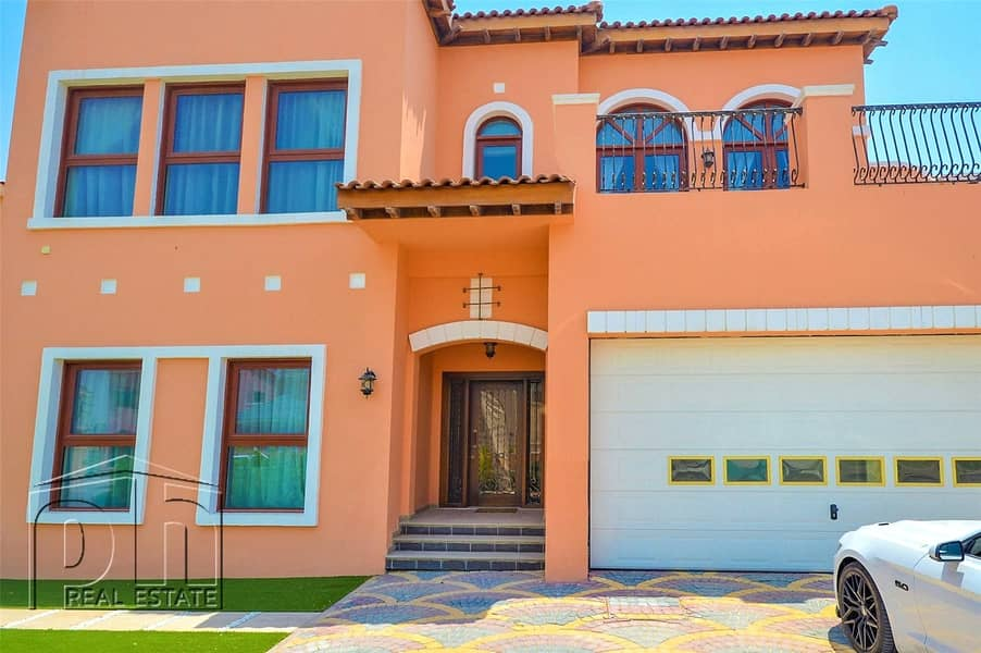 Luxury Golf View Villa - Ready to move in