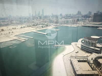 2 Bedroom Apartment for Rent in Al Reem Island, Abu Dhabi - Fully furnished 2 Master Bedroom with facilities