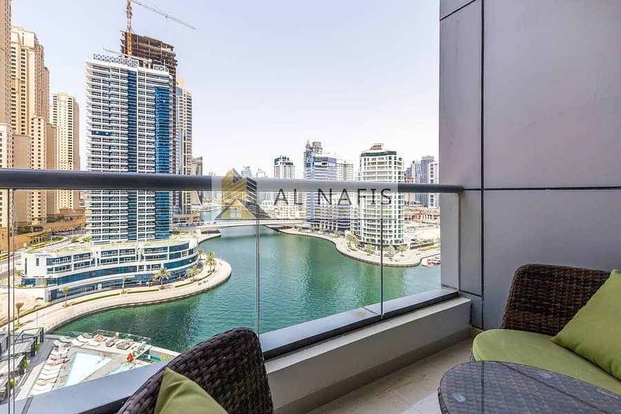 2 Best 1 BR With Full Marina View