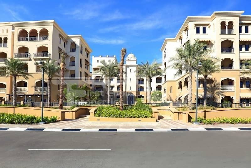 Admirable Sea View Apartment in Saadiyat!!
