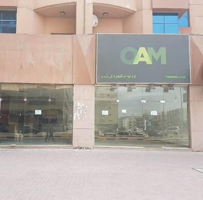 Shop for Rent in Al Nuaimiya, Ajman - Spacious Shop in Al Nuamiya towers, Ajman