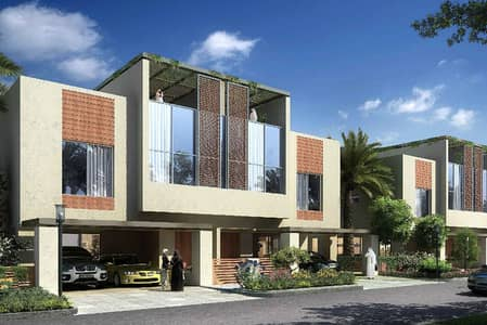4 Bedroom Villa for Sale in Mohammad Bin Rashid City, Dubai - READY TO MOVE , NO COMMISSION ,LUXURY FINISHES , EASY PAYMENT PLAN .
