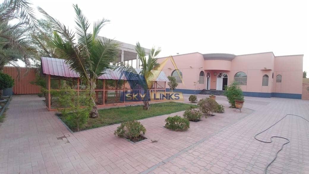 Spacious 6 BR + Maid Villa in Al Barsha 3