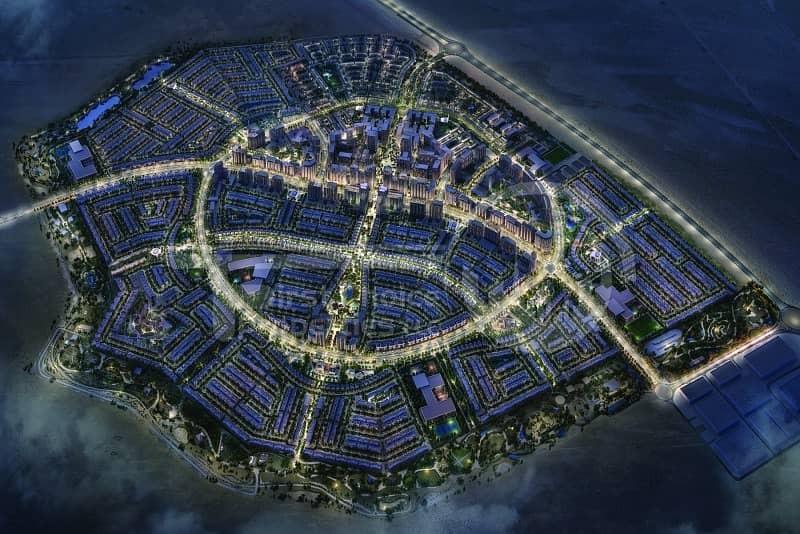 9 Near Dubai and Abu Dhabi!Great Investment!