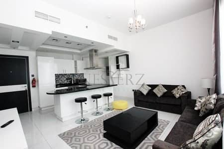 2 Bedroom Apartment for Sale in Dubai Sports City, Dubai - Furnished 2BHK for sale in Giovanni Boutique
