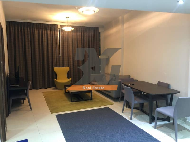 Gorgeous furnished 1 bed in Hilliana Tower Al Sufouh