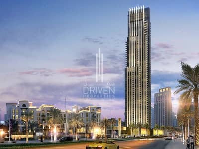 4 Bedroom Apartment for Sale in Downtown Dubai, Dubai - 4 Bedroom Plus Maid's Burj Khalifa View.