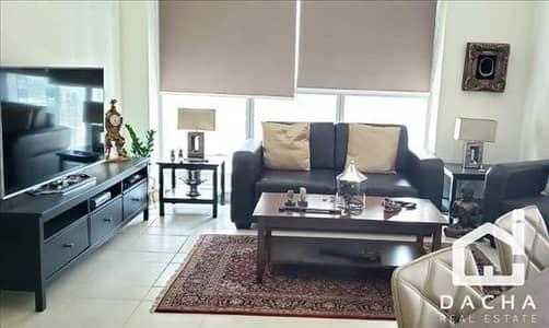 شقة 2 غرفة نوم للايجار في دبي مارينا، دبي - 2 bedrooms in Torch / High Floor / Fully Furnished