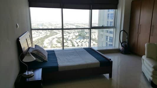 استوديو  للايجار في أبراج بحيرات جميرا، دبي - شقة في برج سابا 2 ابراج سابا أبراج بحيرات جميرا 45000 درهم - 4193809