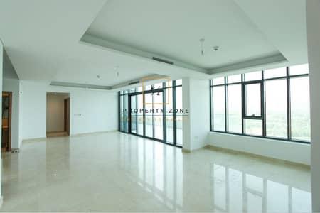بنتهاوس 4 غرفة نوم للبيع في التلال، دبي - Golf Course 4 BR + Maids Penthouse