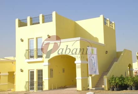2 Bedroom Villa for Sale in Dubailand, Dubai - 2 BR Well Maintained Garden View Villa
