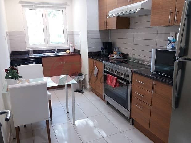 2 2 BR Well Maintained Garden View Villa