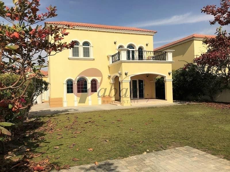 Payable in 4 Cheques Landscape 3BR Villa