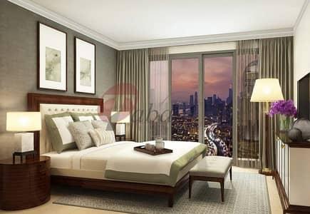 فلیٹ 3 غرفة نوم للبيع في وسط مدينة دبي، دبي - Rare 3 Bed- 02 Series  Amazing Full Fountain view