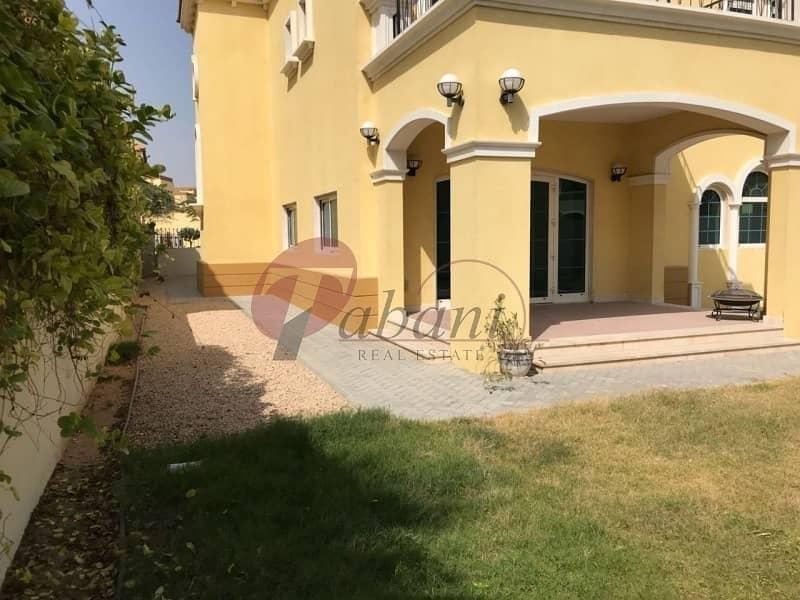 15 Payable in 4 Cheques Landscape 3BR Villa
