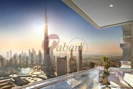 فلیٹ 2 غرفة نوم للبيع في وسط مدينة دبي، دبي - Luxurious 2 BR