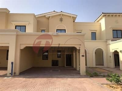 3 Bedroom Townhouse for Sale in Reem, Dubai - Type 3M+Maids Rented Villa Single row villa
