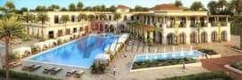 14 Type 3M+Maids Rented Villa Single row villa