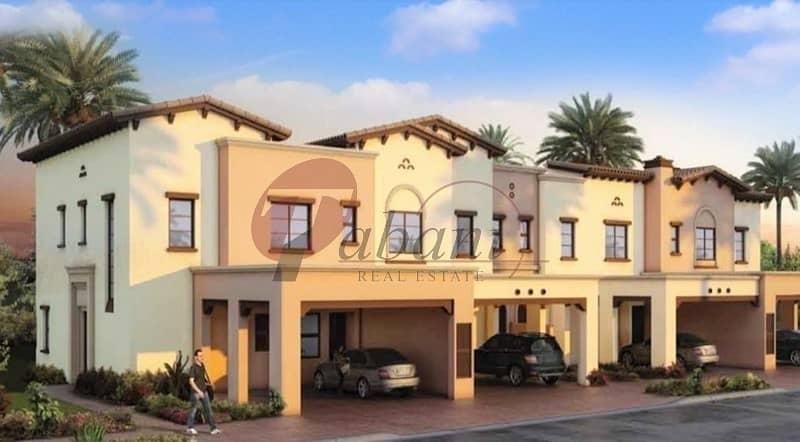 17 Type 3M+Maids Rented Villa Single row villa