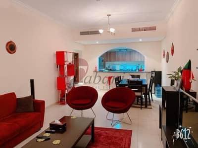 شقة 1 غرفة نوم للبيع في مدينة دبي الرياضية، دبي - Fully Furnished Huge and Cozy Rented unit