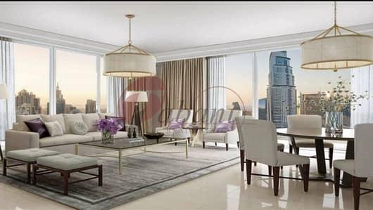 فلیٹ 4 غرفة نوم للبيع في وسط مدينة دبي، دبي - Breathaking Sky Collection Full Burj Fountain view