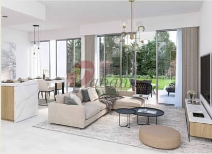 فیلا 3 غرفة نوم للبيع في جميرا، دبي - Waterfront Living Mediterranean  TH Sur  LAMER