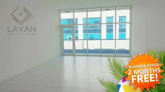 1 Bedroom Apartment for Rent in Business Bay, Dubai - 2 months rental free terraced apartment