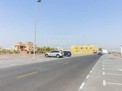 ارض تجارية  للبيع في البرشاء، دبي - Commercial Plot | G+M | Al Barsha 3