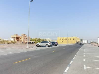 Plot for Sale in Al Barsha, Dubai - Commercial Plot | G+M | Al Barsha 3