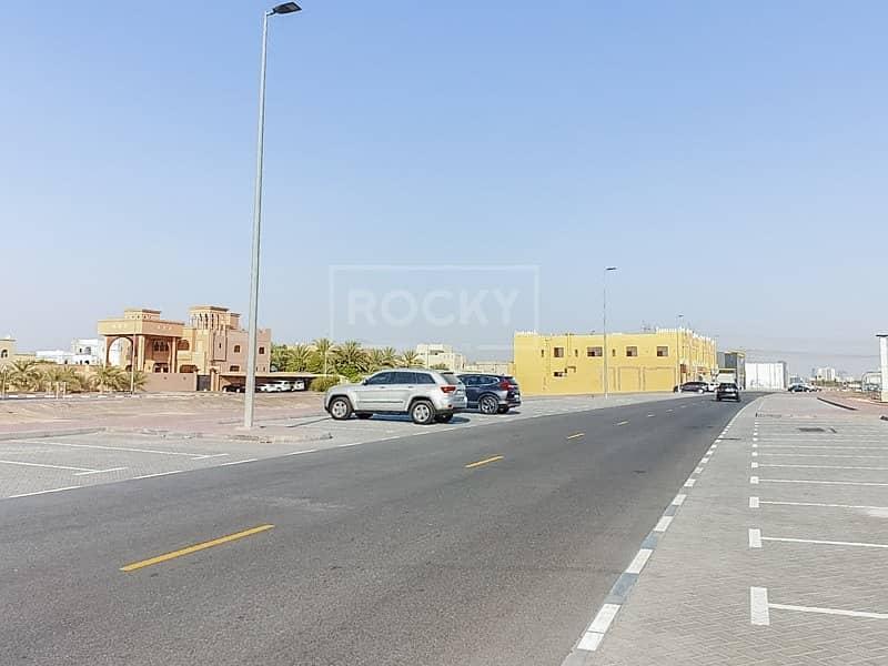 2 Commercial Plot | G+M | Al Barsha 3