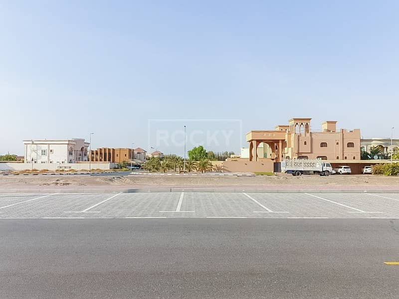 2 Residential Plot | G+1 | Al Barsha 3