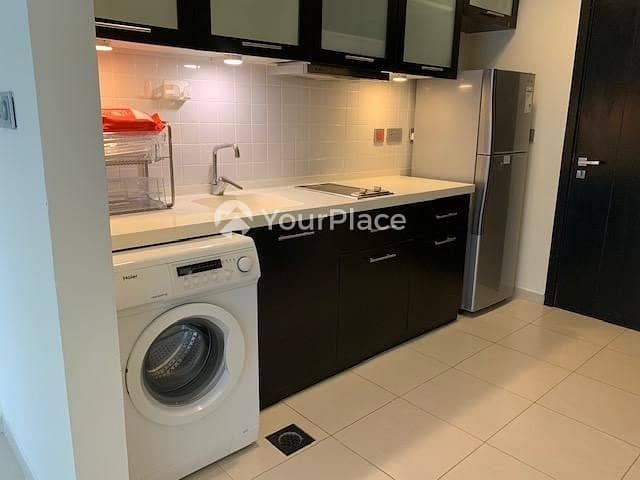 2 Chiller Free I Exclusive Apartment I Kitchen Equipped Studio