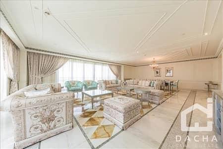 فلیٹ 3 غرفة نوم للايجار في القرية التراثية، دبي - LUXURY BRAND NEW FULLY FURNISHED 3BEDROOM