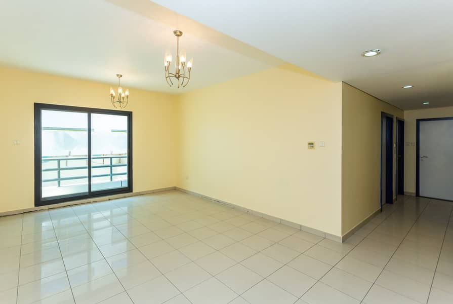 Specious 2 bedroom apartment for rent