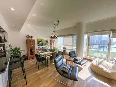 3 Bedroom Flat for Sale in Dubai Marina, Dubai - Fully Upgraded 3B Penthouse | Marina View